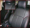 Clazzio Perforated Leather Seat Cover