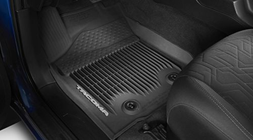 All-Weather Floor Mats - 2-Piece AT