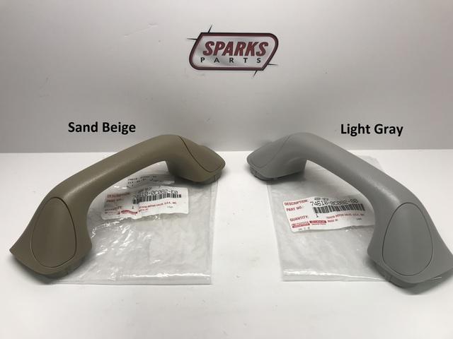 Tundra Grab Handle Kit