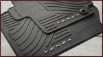 All-Weather Floor Mats 4-pc set