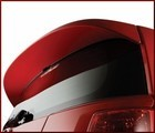 Rear Spoiler - Barcelona Red Metallic 3R3