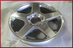 "5-Spoke Alloy Wheel 20"" x 8"""