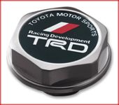 TRD Oil Filler Cap - Japan (Twist-On)
