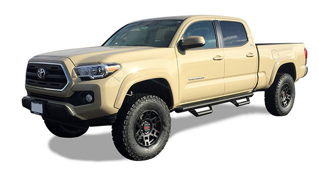 "Tuff Country 4"" Tacoma Lift"