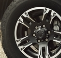 "17"" Maverick Black Wheel"