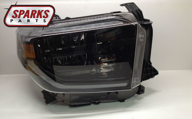 Headlamp Assembly Right-Hand (TRD Pro)