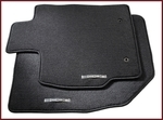 Floormats 4-Pc  Carpeted Set