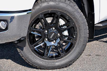 """20"""" Black Gunner Wheels"""