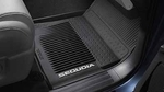 All-Weather Floor Mats 8 Passenger without 2nd row console
