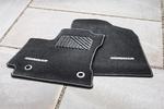 Carpet Mats - L Model Matte, Black Auto Trans