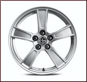 "16"" Alloy Wheel (RS 4.0)"