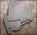 Carpet Floor Mats, 7-pc set, 7-Psgr Sliding Console, Bisque
