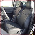 Clazzio Perforated Leather Seat Covers SR5, TRD Sport, TRD Off-Road, WITH FOLD FLAT PASSENGER SEAT