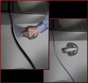 Door Edge Guards - Creme Brulee Mica 5B2 (Front Only)