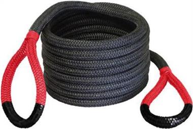 """Bubba Recovery Rope 7/8"""" x 20' In Red"""