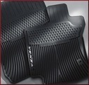 All-Weather Floor Mats - Campaign Set (Black 2-Piece)