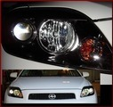 Projector Headlights - Left Headlight
