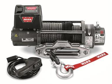M8000-s Self Recovery Winch