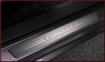 Corolla Door Sill Enhancements