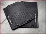 All-Weather Floor Mats - 4-Piece (Vinyl Floor)