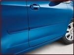 Body Side Moldings - 3 Door (Color Keyed)