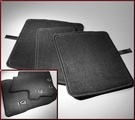 Carpet Floor Mats - 3 pc set