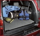 Carpeted Cargo Mat - Black
