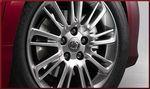 "17"" Liquid-Metal Finish Wheels for LE"