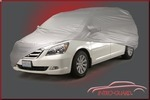 QuickSilver Car Covers by Intro-Guard Full Custom (W/Roofrack)