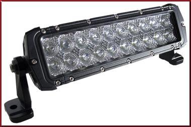 """Heavy Duty CREE Light Bars 10"""""""