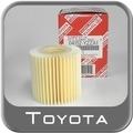 Genuine Toyota Oill Filter