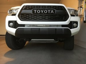 TRD PRO GRILLE 2016-2017 TACOMA