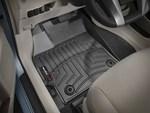 2012-2017 Prius V 1st Row Floor Liners - Black