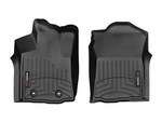 2016 - 2017 Tacoma Access Cab Auto Trans 1st Row Floor Liners - Black
