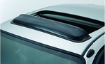 Autoventshade Sunroof Wind Deflector 2015-2018