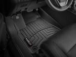 2014-2017 Highlander Hybrd and non Hybrid Models, 1st Row Floor Liners - Black