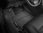 2014-2018 Highlander Hybrd and non Hybrid Models, 1st Row Floor Liners - Black
