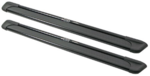RUNNING BOARDS, SR5 WESTIN SURE-GRIP BLACK((Requires 27-2165 mount kit included in price.)) 2014-2018