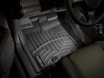 2011-2014 FJ Cruiser Automatic Transmission 1st Row Floor Liners - Black