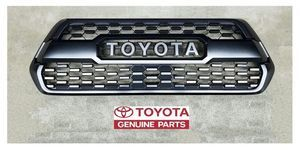 Trd Pro Grille Tacoma