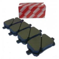 "FRONT BRAKE PADS....... Or Search For ""04465-AZ008-TM"" for Genuine Toyota Ceramic Economy Pads"