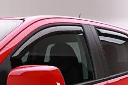 2016-2017 Prius In-channel Rain-guards
