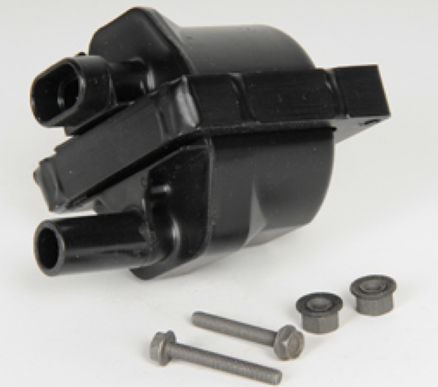 Ignition Coil THE IGNITION MODULE IS NOT INCLUDED WITH THIS IGNITION COIL.