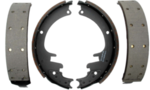 Drum Brake Shoe, Rear
