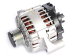 Alternator Replaced by Part Number 23446531