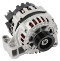 Alternator Replaced by Part Number 13520825