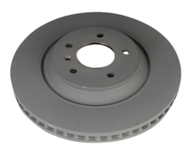 Front Rotors Ceramic Pads For CHEVY IMPALA MONTE CARLO BUICK LUCERNE V6 CX CXL