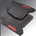Floor Mats, All Weather, Front, All-Terrain, Front