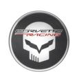 Wheel Center Cap Jake Logo Gray Metallic QTY 1 (NOT A SET OF 4)