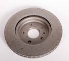 Disc Brake Rotor, Left, Right, Rear
